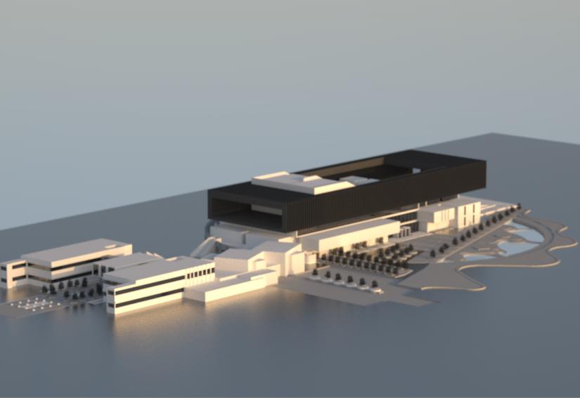 دانلود پایان نامه طراحی مجموعه تئاتر - فایل اتوکد ، سه بعدی و رساله