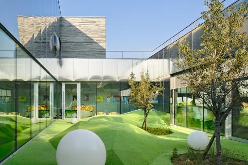 مدرسه معماری همونیک ( Hamonic )