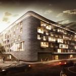 اتوکد طراحی هتل