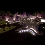 پروژه پاورپوینت نور در معماری