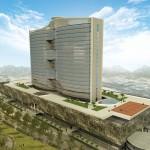 پروژه اتوکد برش مگا مال تجاری