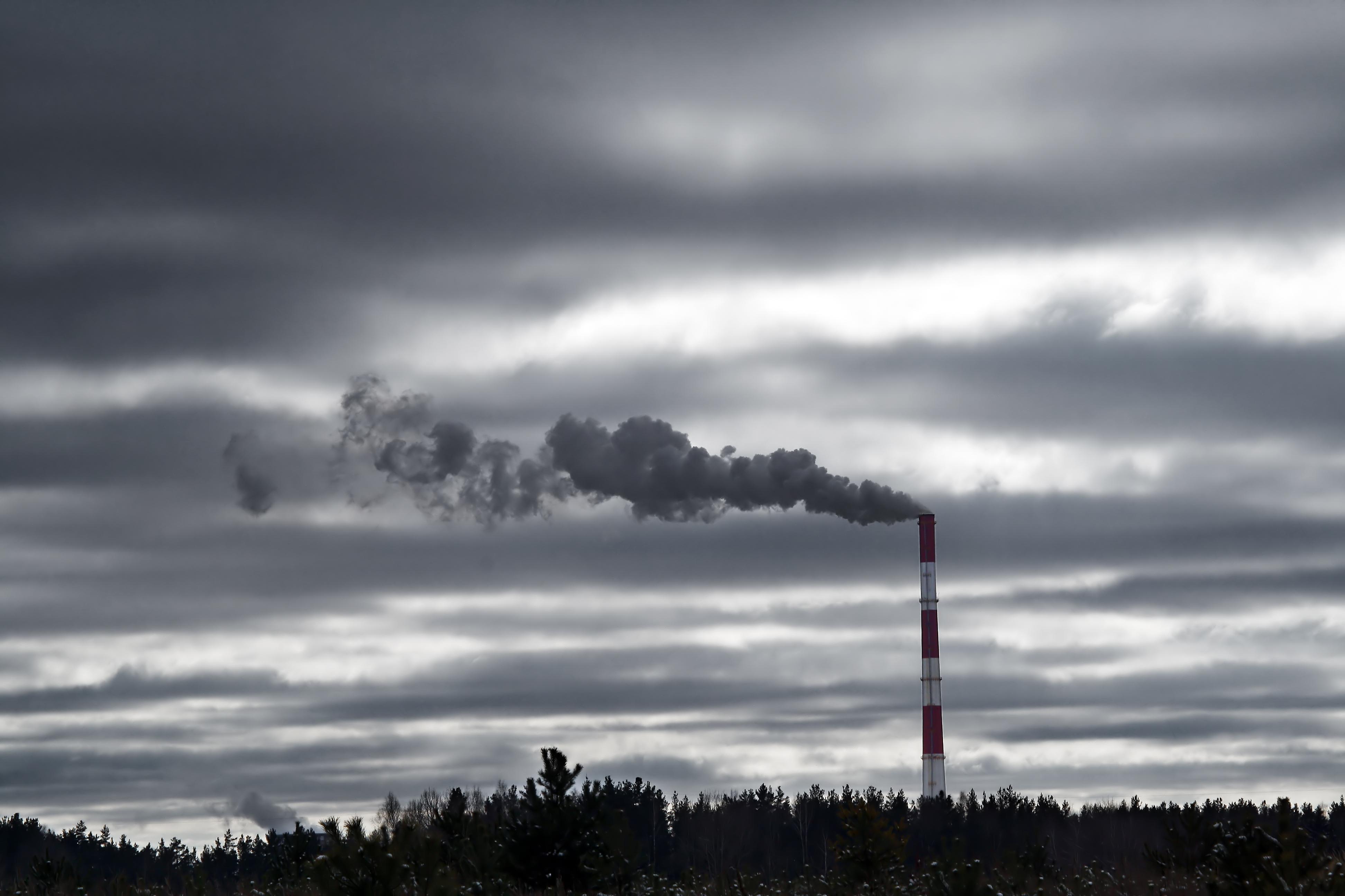 پروژه پاورپوینت تاثیر آلودگی صنعتی بر بنای تاریخی