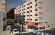 پروژه طراحی آپارتمان مسکونی