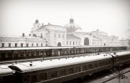طراحی ایستگاه قطار