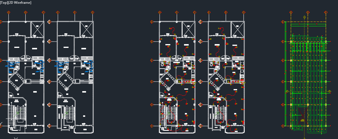 مسکونی سه طبقه