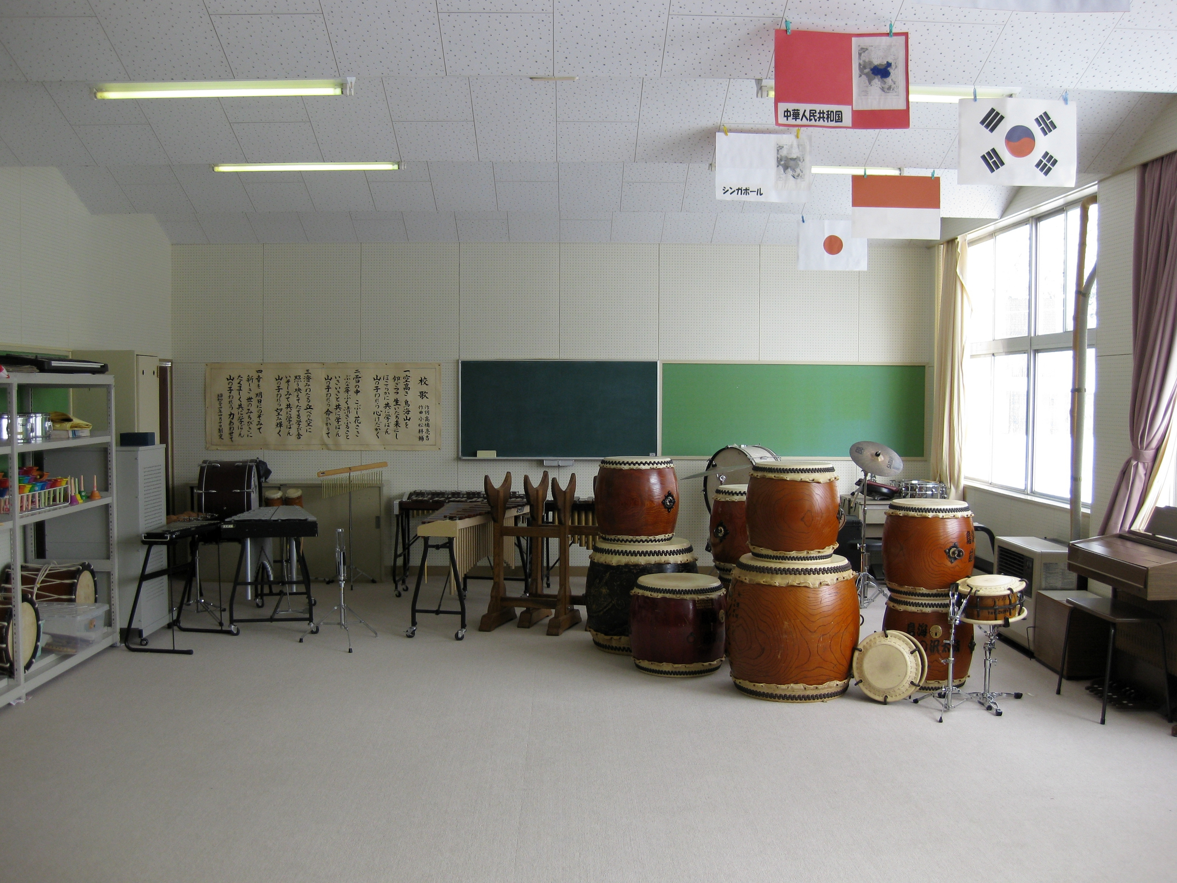 پروژه مدرسه رقص و موسیقی