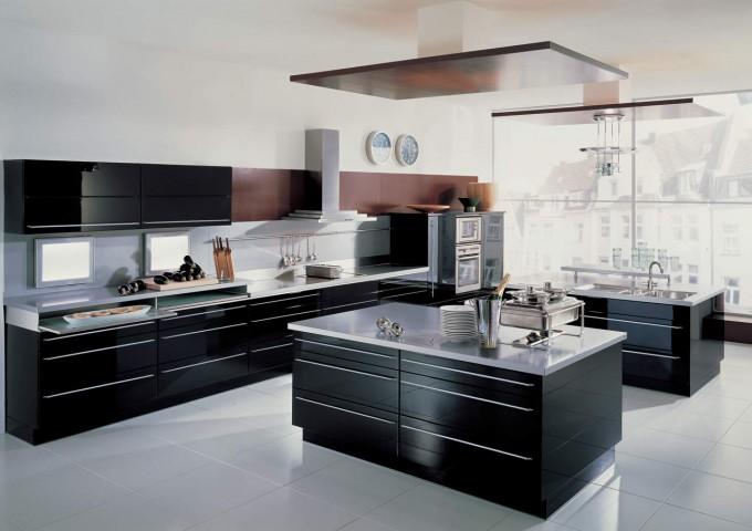 بلوک ها و استانداردهای طراحی آشپزخانه