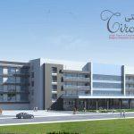 بیمارستان ۱۲۰ تختخوابی – پروژه کامل اتوکدی