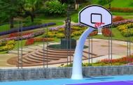 طراحی سه بعدی دروازه بسکتبال
