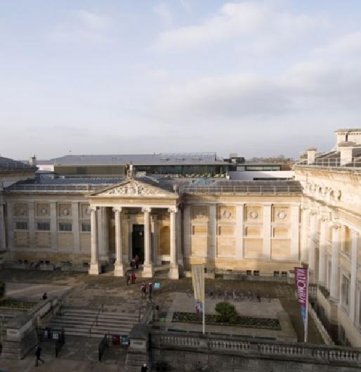 موزه آشمولین - چارلز کوکلر و ریک متر