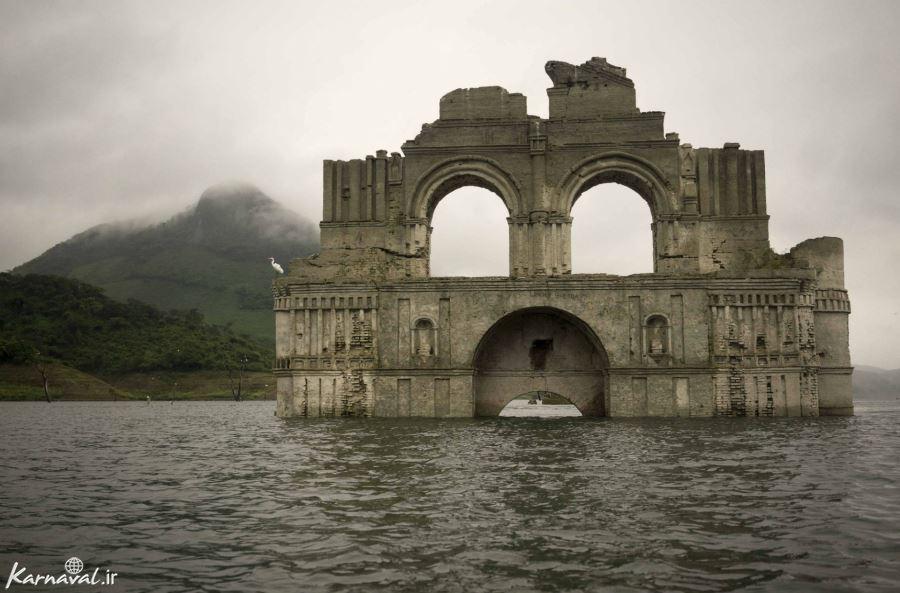 دانلود پروژه رایگان پاورپوینت معبد آب