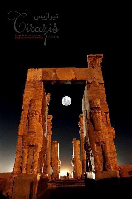 تاریخ معماری ایران پیش از اسلام