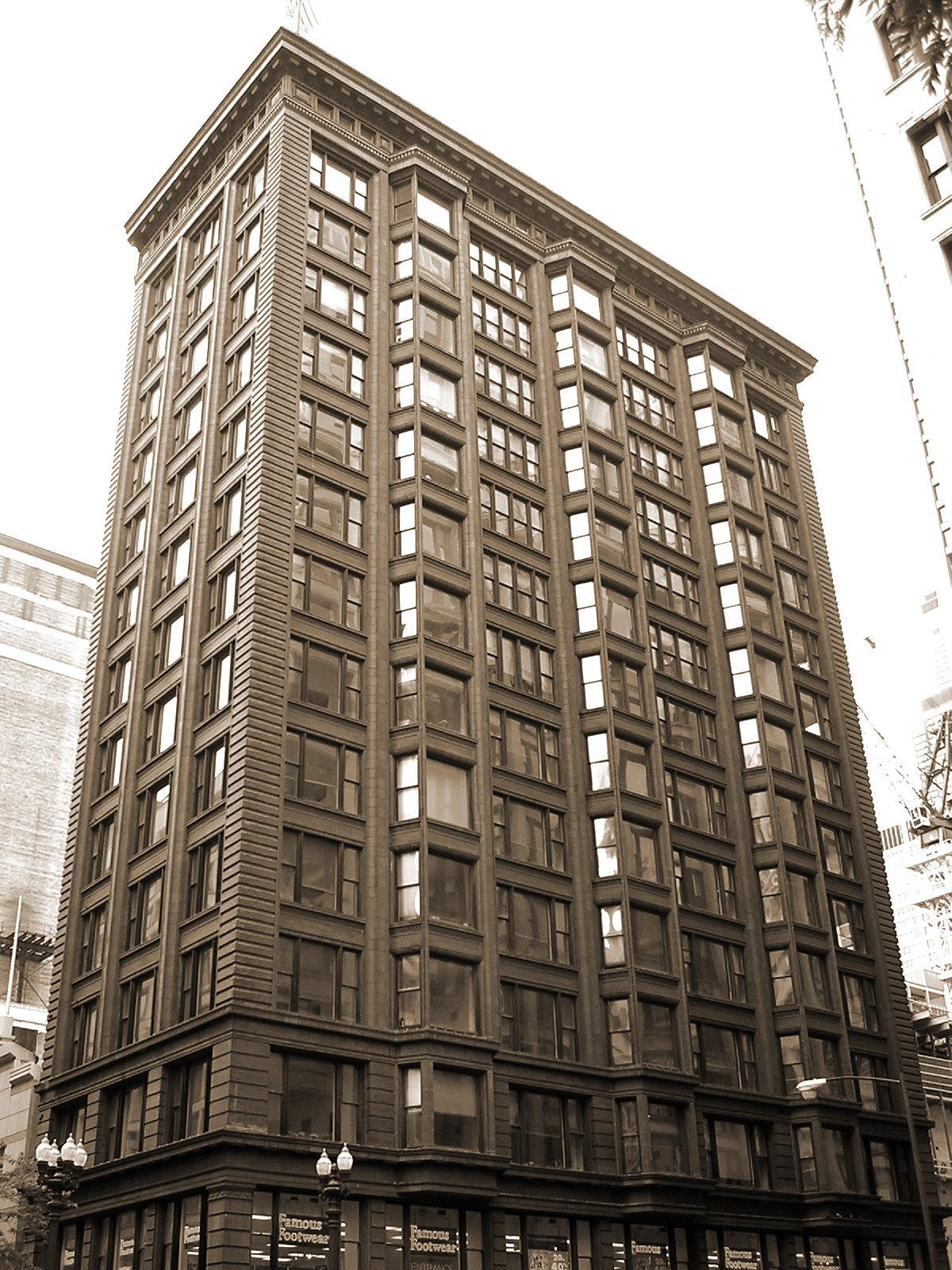 بررسی مکتب شیکاگو در معماری