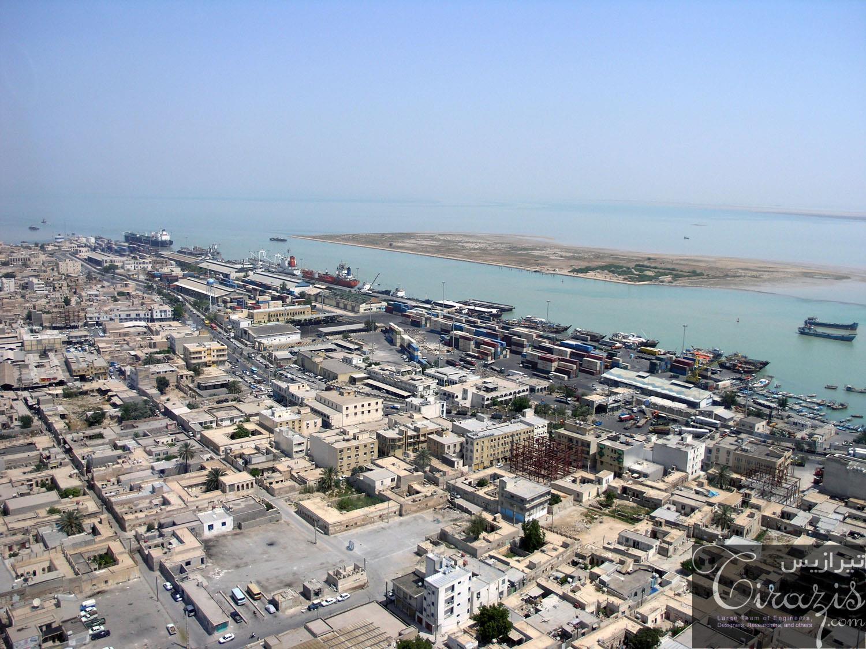 مطالعات اقلیم بوشهر