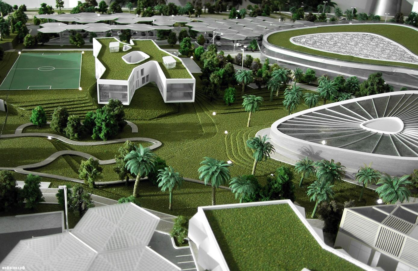 پایداری در معماری - sustainability in architecture